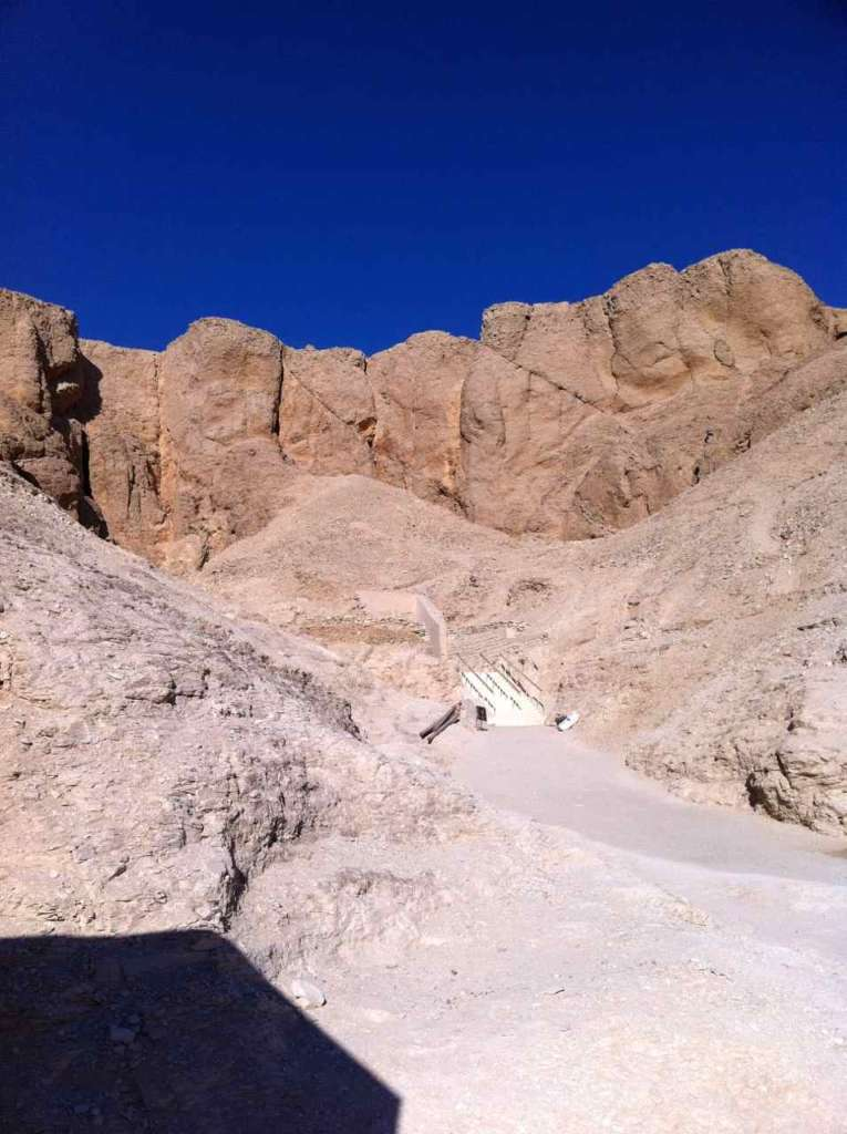 El Valle de los Reyes en Luxor