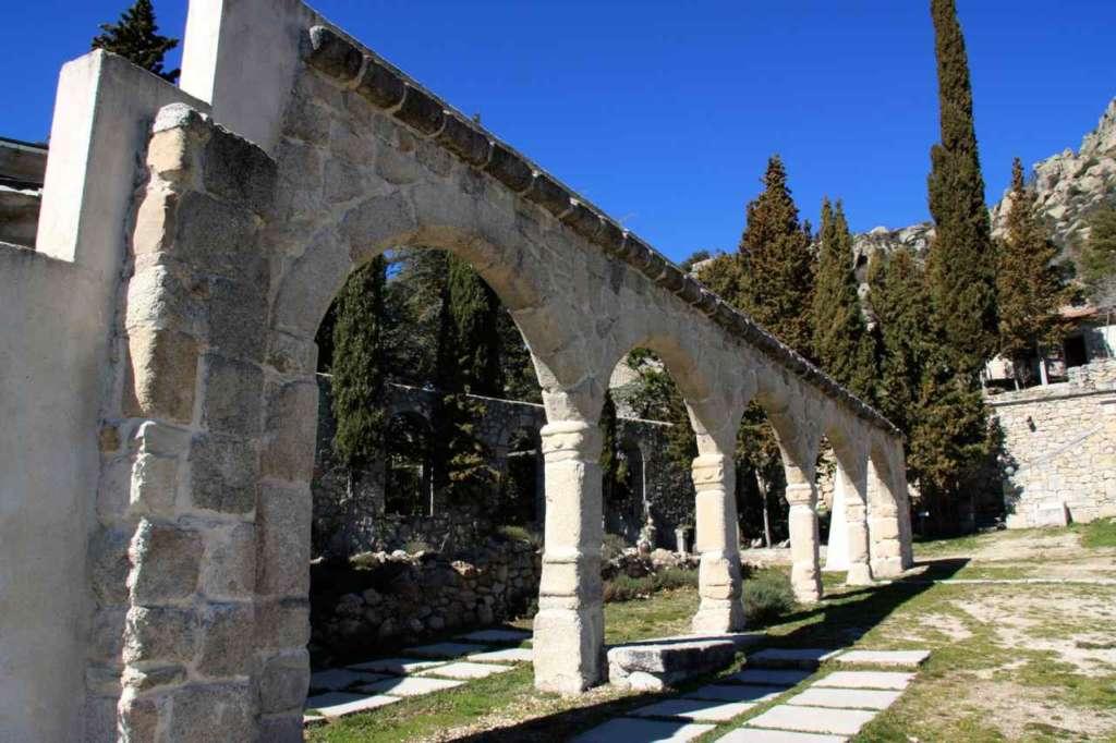El Convento-Monasterio de San Antonio en La Cabrera