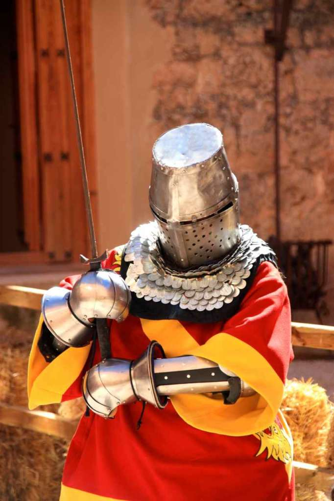 El deporte de la Lucha o Combate Medieval
