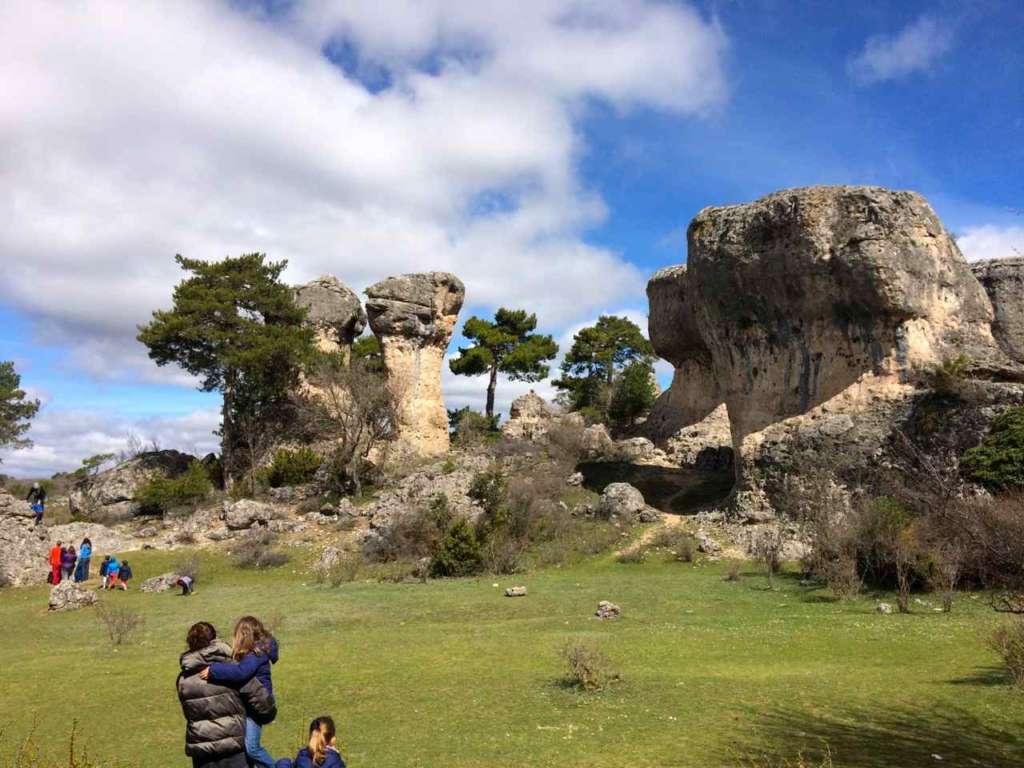 La Ruta de los Callejones en Las Majadas (Cuenca)