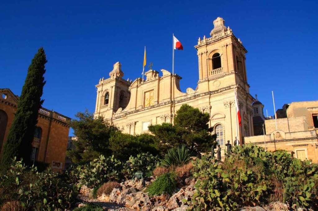 Iglesia, Vittoriosa, Malta.