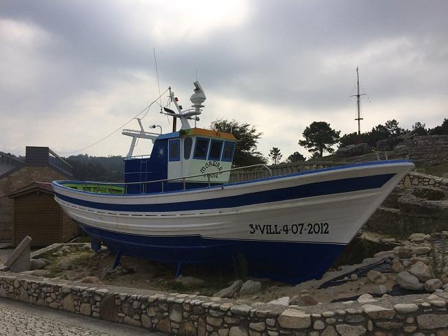 El Museo de la Pesca y la Salazón de O Grove