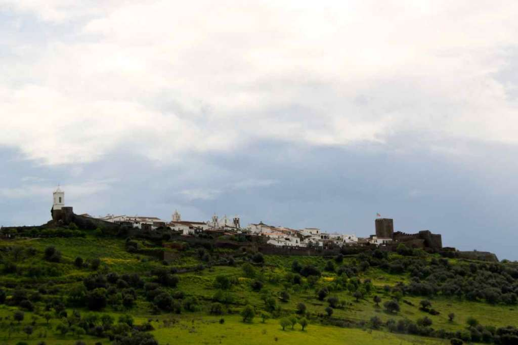 Monsaraz, el nido de las águilas del Alentejo