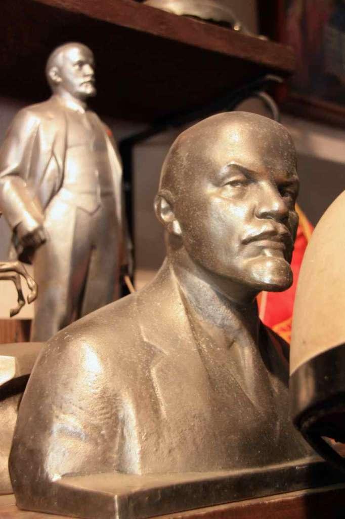 Busto de Lenin Tallin antigüedades