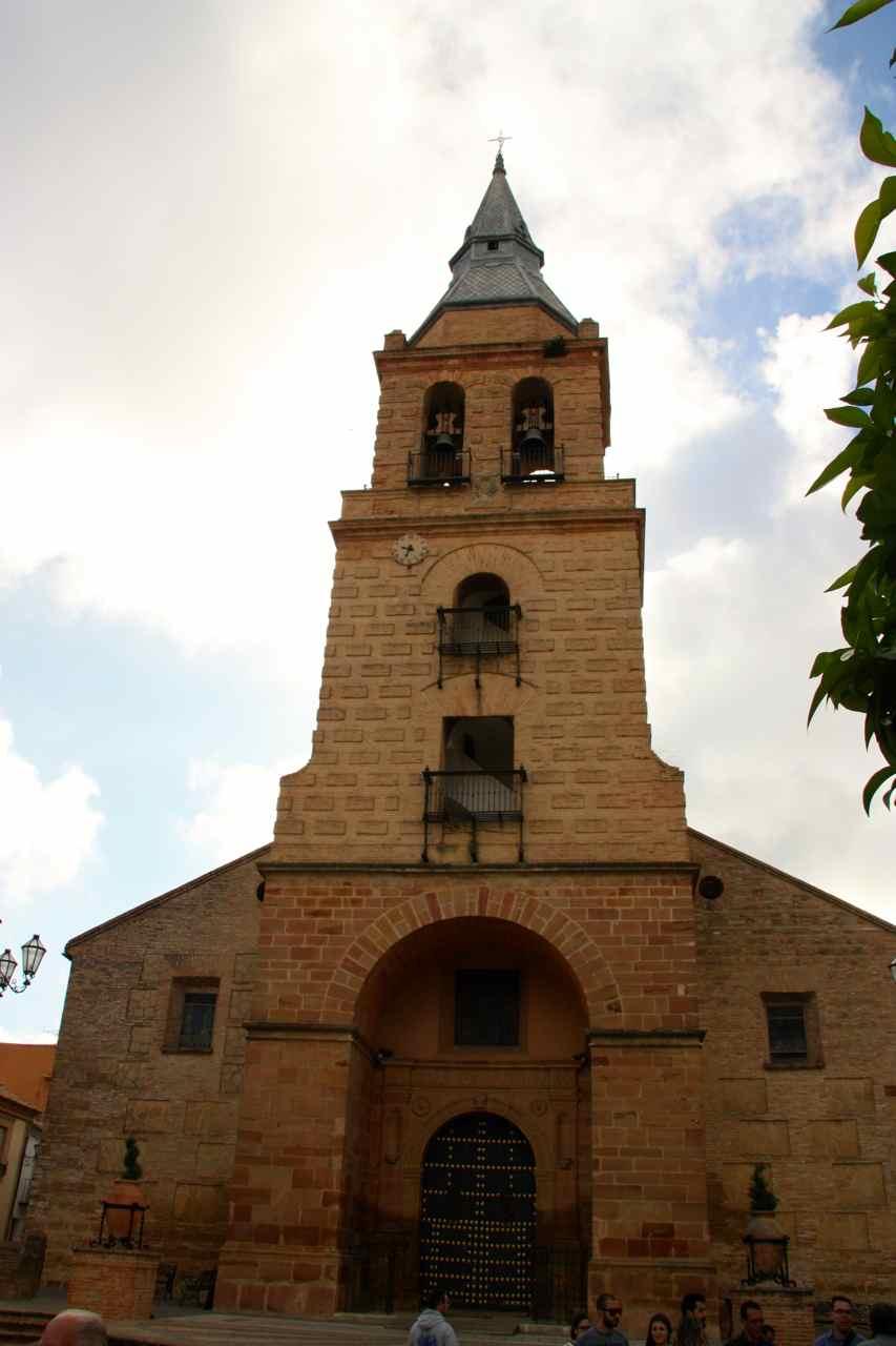 Iglesia de la Encarnación en Arjonilla