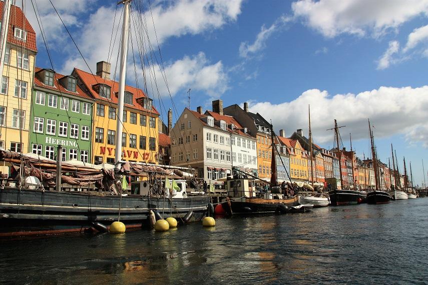 El Nyhavn: la postal más colorida de Copenhague